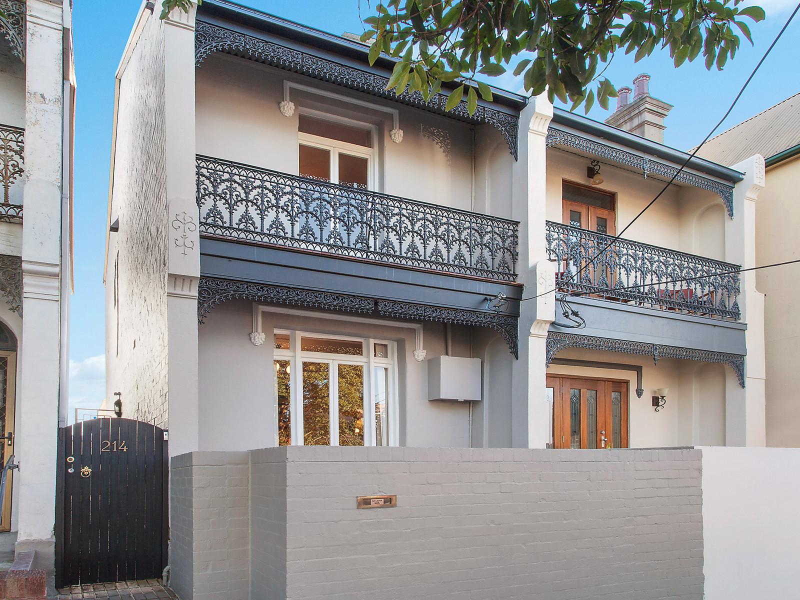 214 West Street Crows Nest House Sold Mcgrath Estate