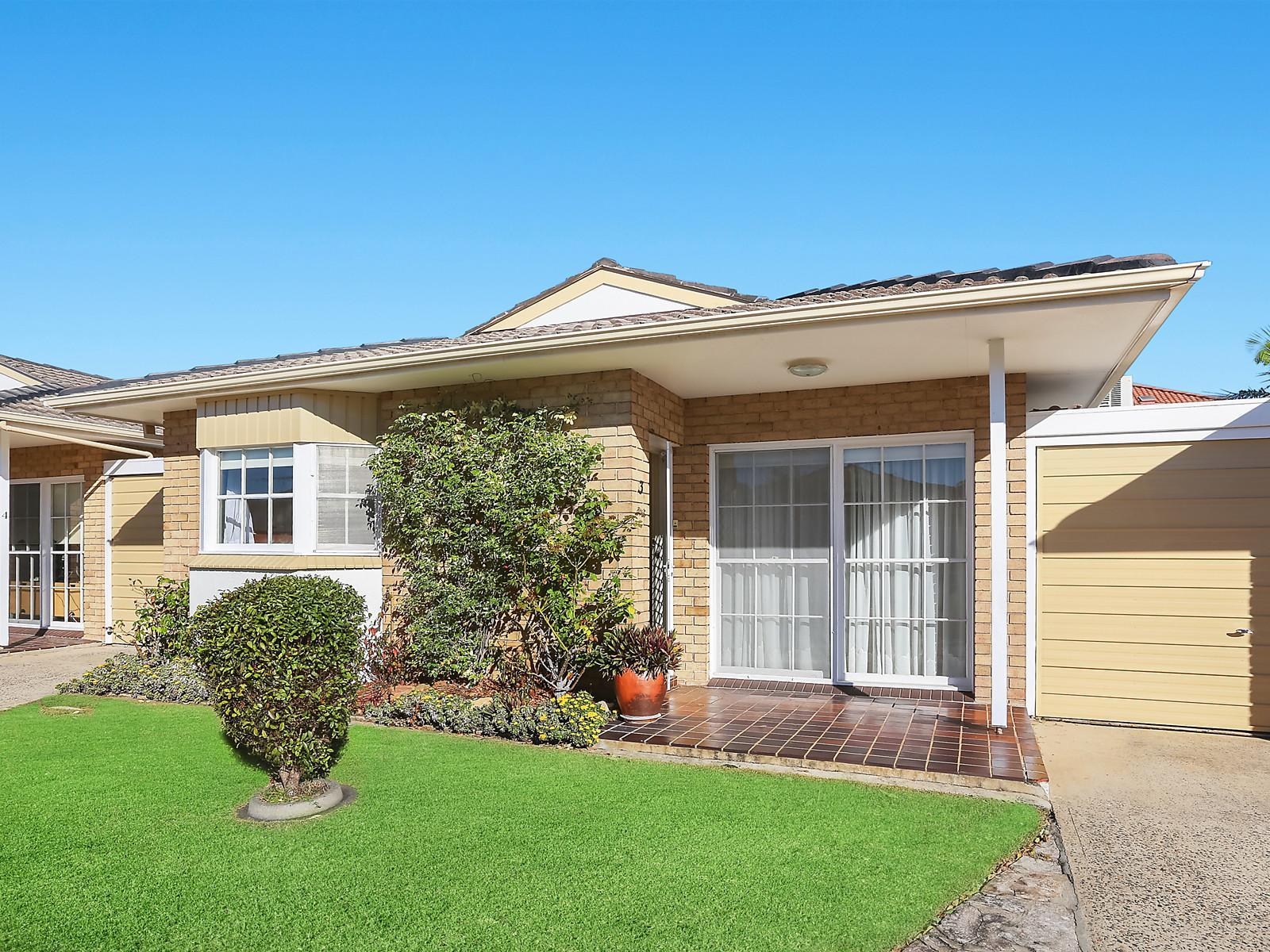 3/34 Walter Street Sans Souci - Villa Sold | McGrath Estate Agents