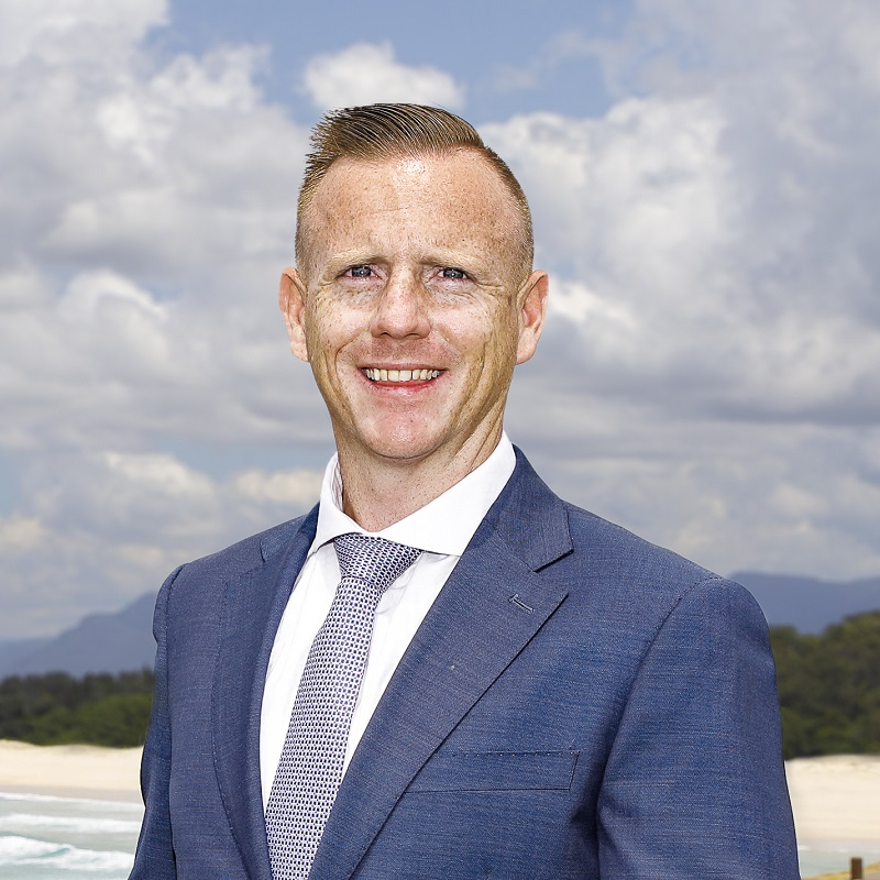 Troy Pinder McGrath Real Estate Sales Agent Sawtell