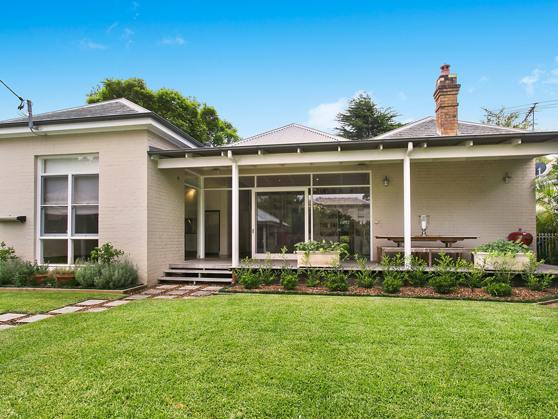 27 Woolwich Road Hunters Hill House Sold Mcgrath