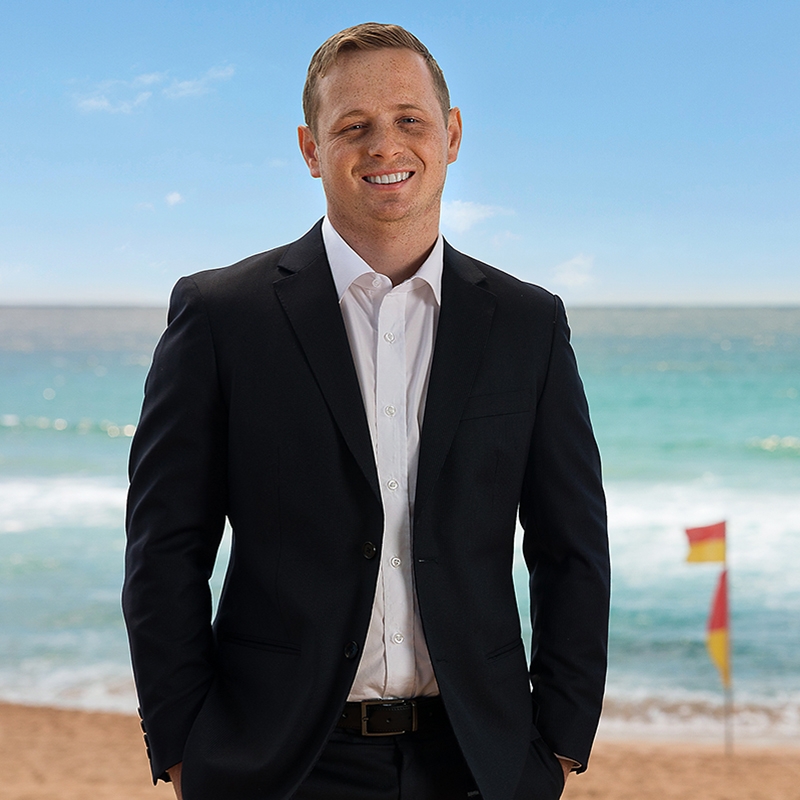 Callum Docker McGrath Real Estate Sales Agent Pittwater