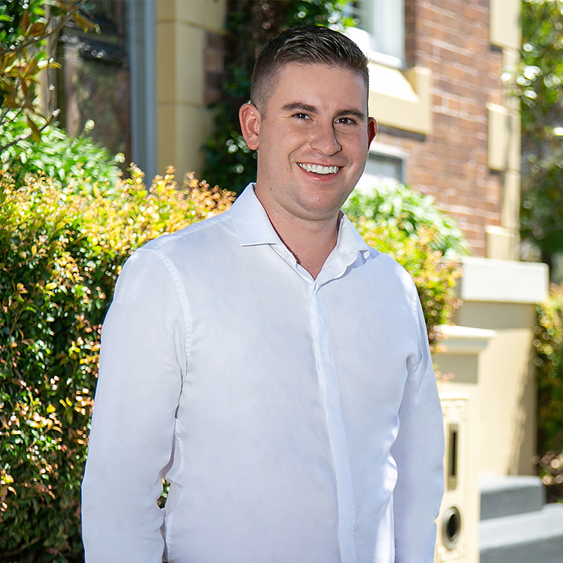 Nathan Brannelly McGrath Real Estate Property Manager Leichhardt