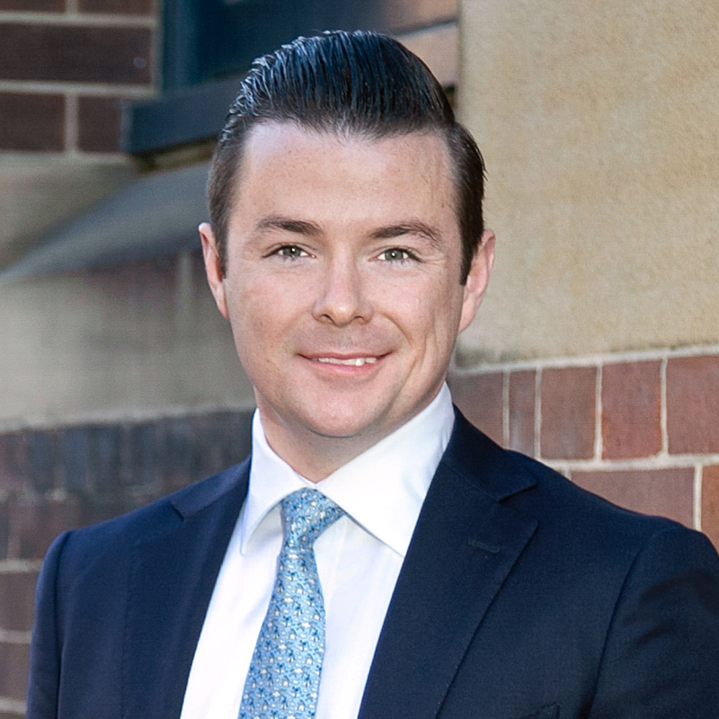 Gavin Lewis McGrath Real Estate Sales Agent Millers Point