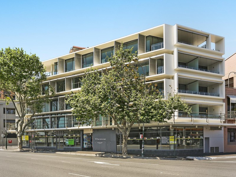 202 65 Cowper Wharf Road Woolloomooloo Apartment Leased