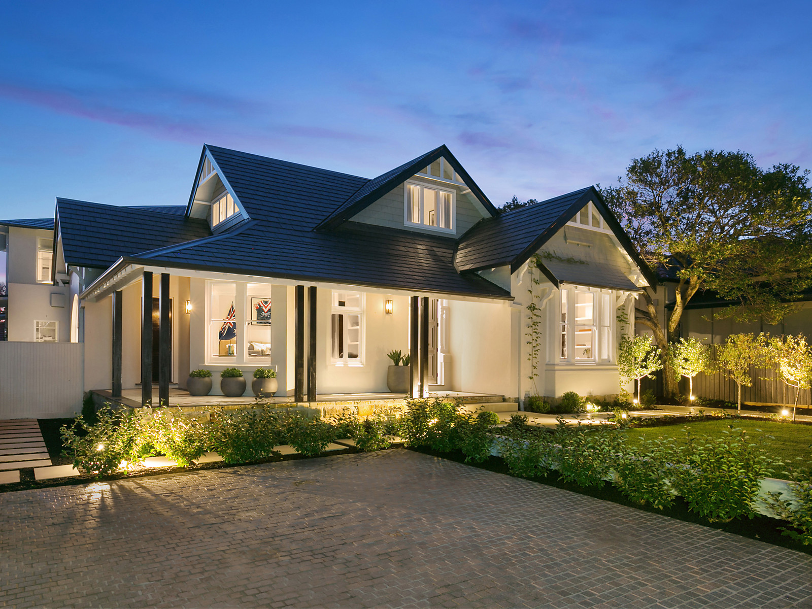 96 Prince Albert Street Mosman House Sold Mcgrath