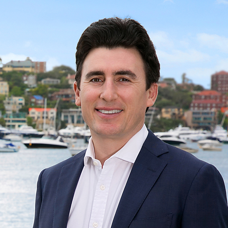 Damian Steele McGrath Real Estate Sales Agent Double Bay