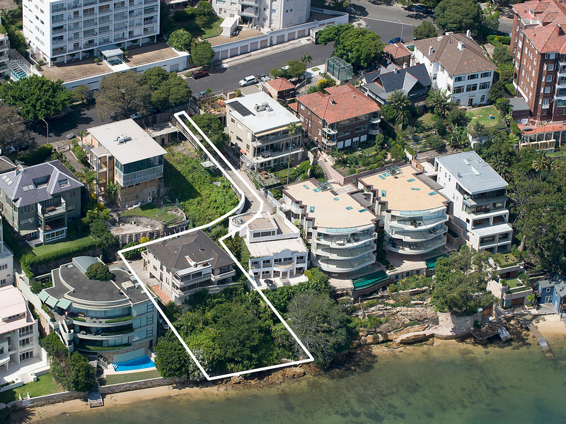 42a Wolseley Road Point Piper House Sold Mcgrath