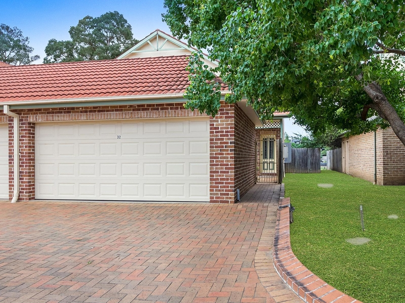 32/12 Corry Court North Parramatta - Townhouse Leased