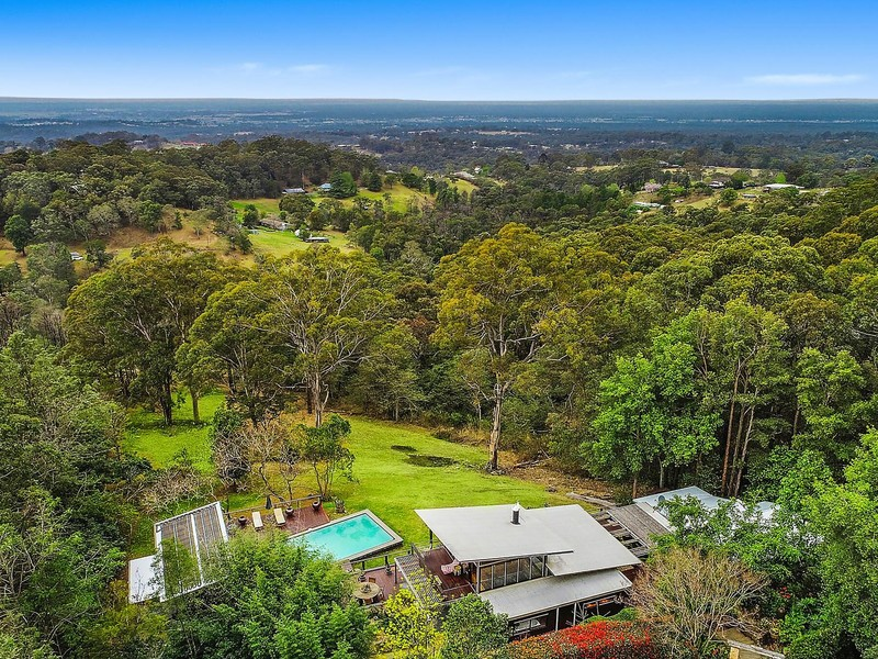 83 Serpentine Lane Bowen Mountain Acreage Rural For Sale