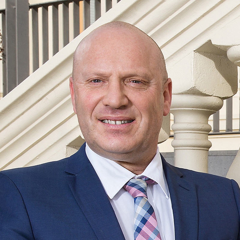 Steve Feren McGrath Real Estate Sales Agent St Kilda