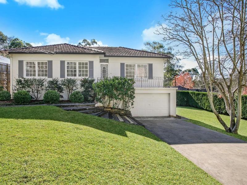 6 Zelda Avenue Wahroonga - House Leased | McGrath Estate Agents