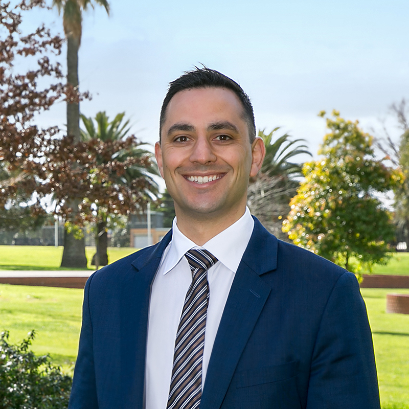 Daniel Stroscio McGrath Real Estate Sales Agent Yarraville