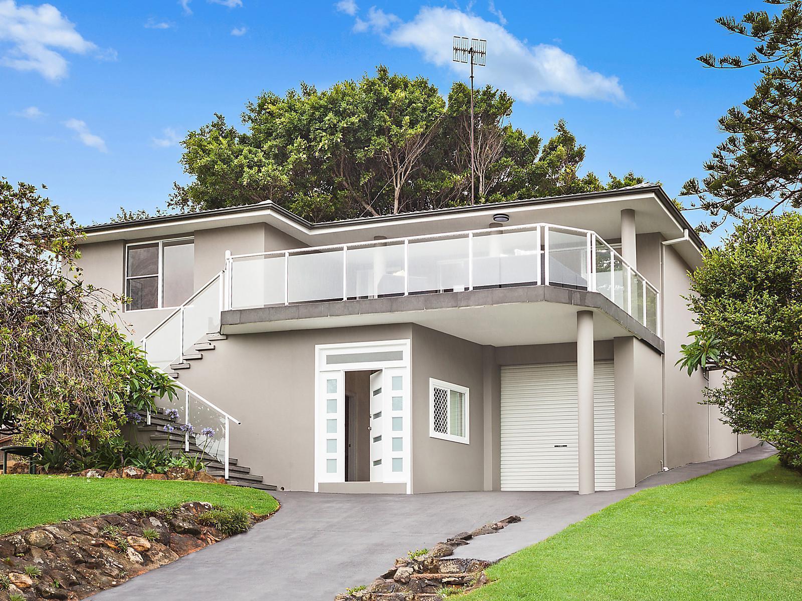 Terrigal Beach House Accommodation