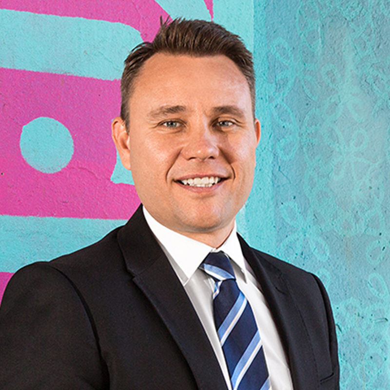 Todd Madgwick McGrath Real Estate Property Manager Surfers Paradise