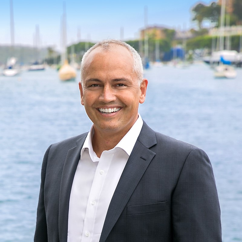 Justin Marsden McGrath Real Estate Sales Agent Bayside Manly
