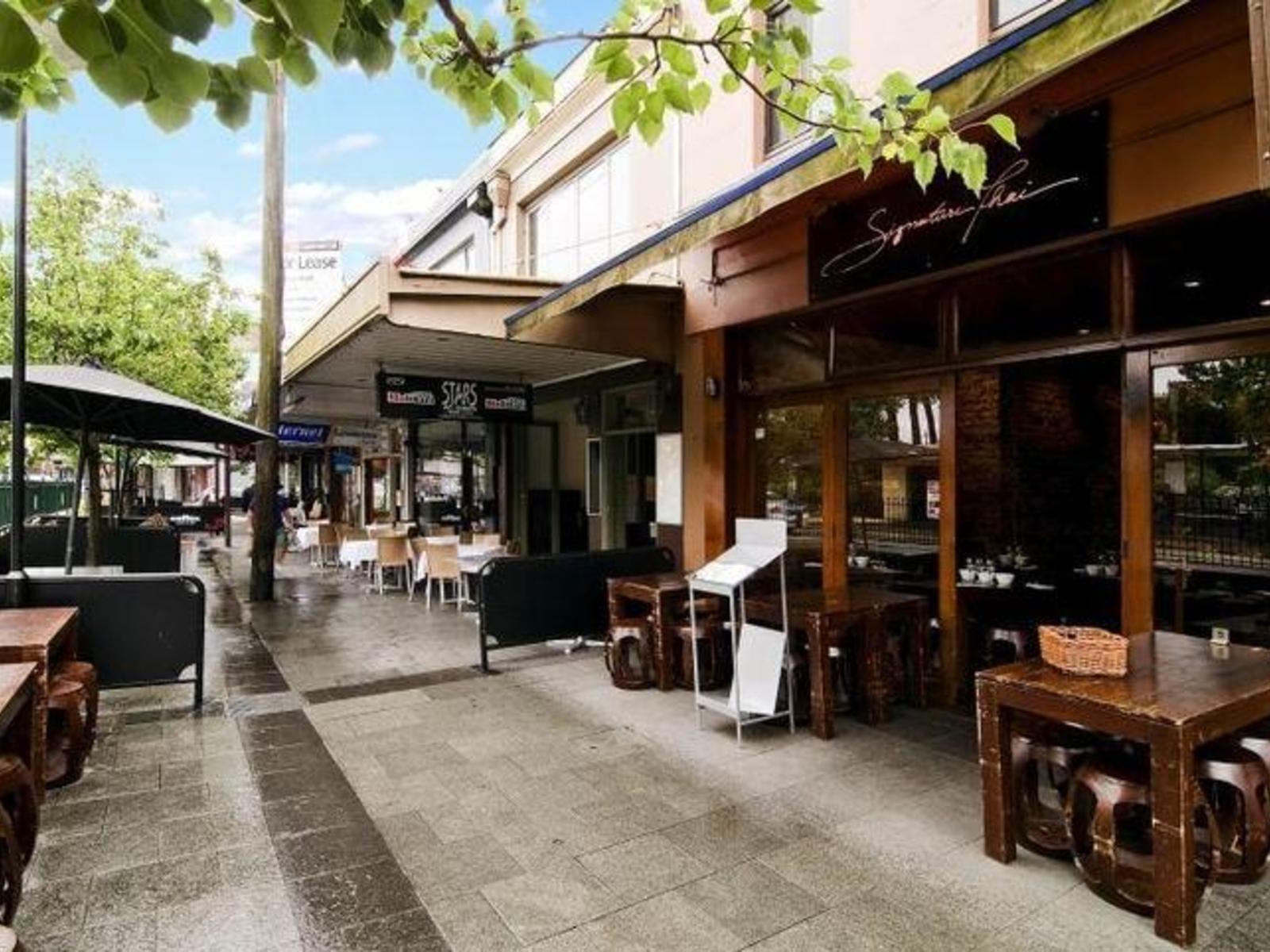 Gladstone Cafes Restaurants