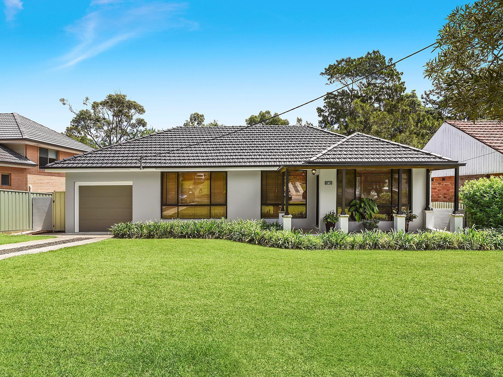 Brochure For 45 Lexington Parade Adamstown Heights NSW