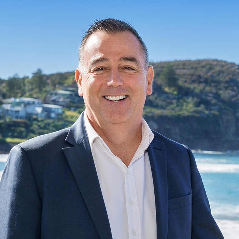 David Eden McGrath Real Estate Sales Agent Pittwater