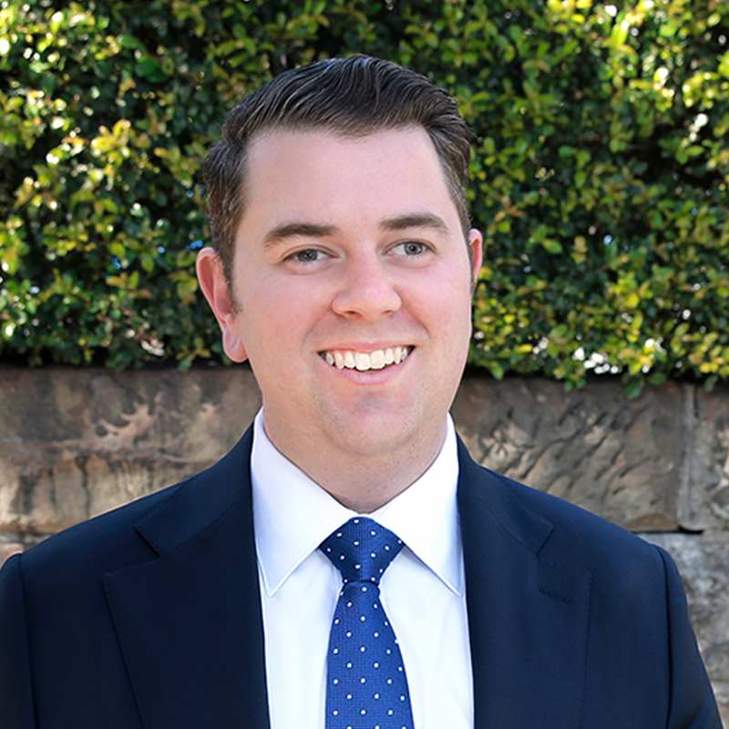 Jake Carter McGrath Real Estate Sales Agent Pyrmont