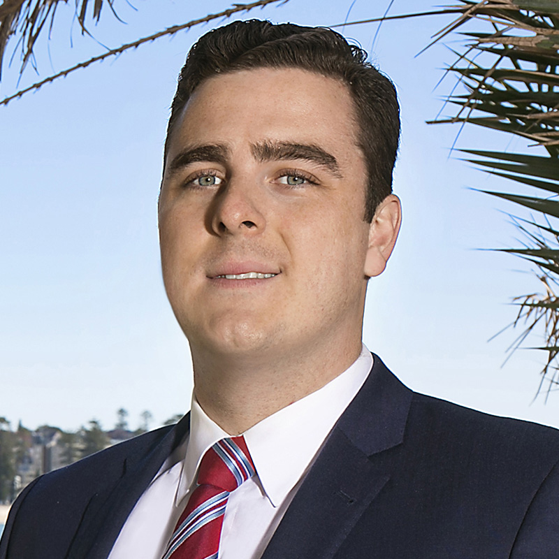 Morgan Fahey McGrath Real Estate Sales Agent Manly